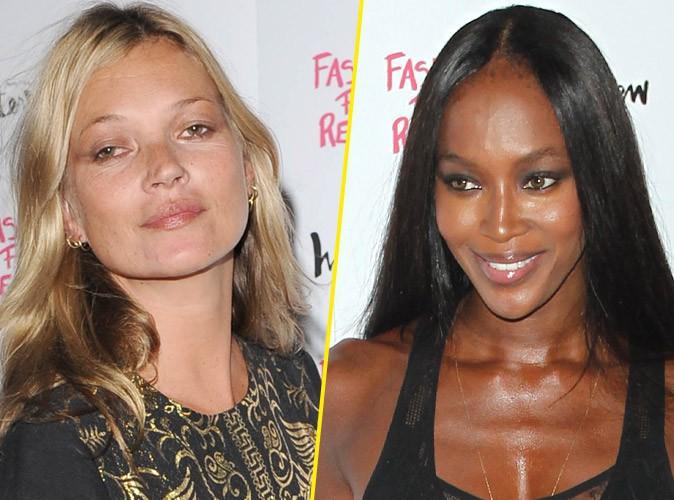 Kate Moss et Naomi Campbell réunies dans une télé-réalité...