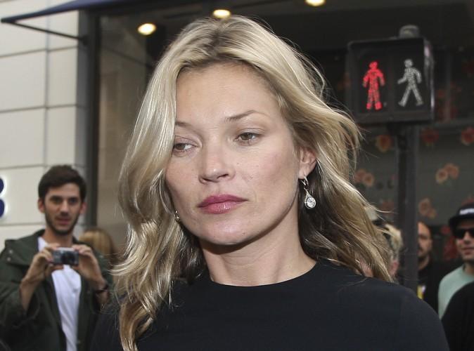 """Kate Moss : """" Je ne me suis jamais trouvée sexy…"""""""