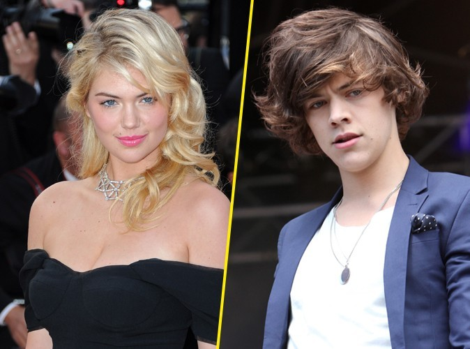 Kate Upton : la bombe veut mettre le grappin sur Harry Styles de One Direction !