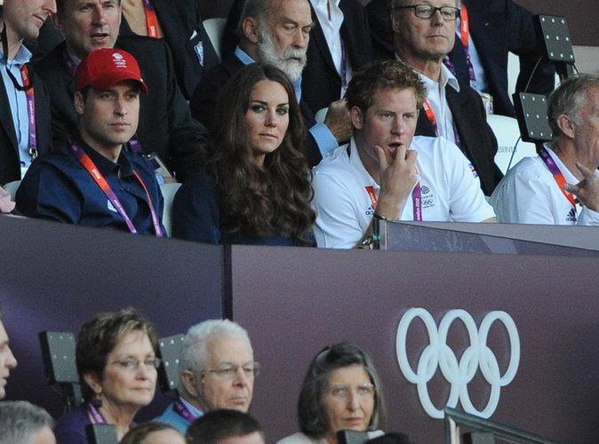 Kate, William et Harry n'iront pas aux Jeux Olympiques de Rio !