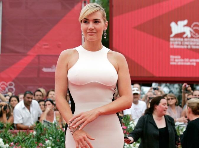 Kate Winslet : elle veut arrêter de tourner nue mais elle n'y arrive pas…