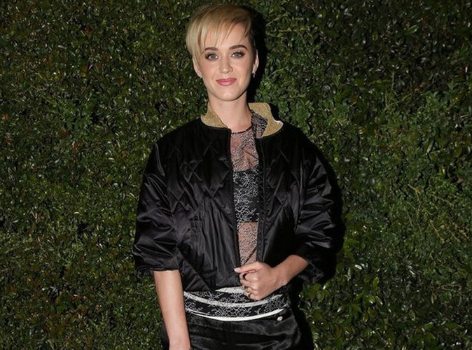 Katy Perry dans The Voice France !