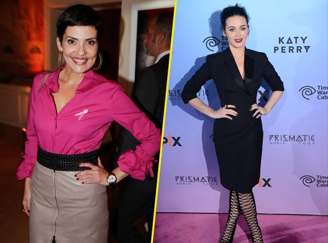 Katy Perry : elle se fait tacler par Cristina Cordula !