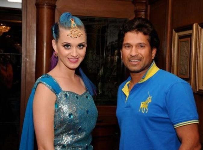 Katy Perry : elle se mue en princesse Indienne...