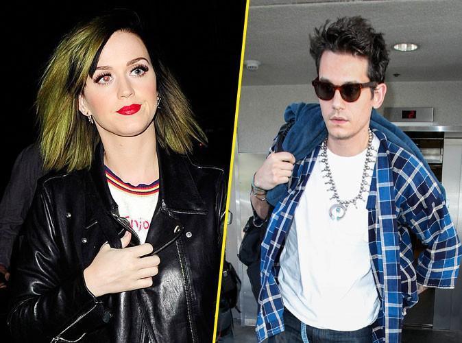 Katy Perry : elle va écrire une chanson sur sa rupture avec John Mayer... Monsieur approuve !