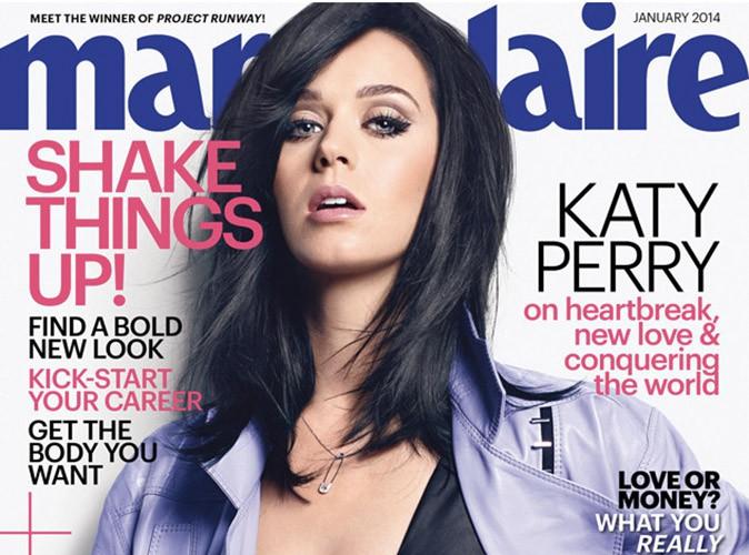 """Katy Perry : en une de Marie-Claire : """"Je ne suis pas prête à avoir des enfants !"""""""