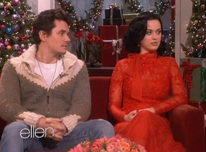 """Katy Perry et John Mayer : """"Notre clip est plus authentique que celui de Bound 2"""" !"""