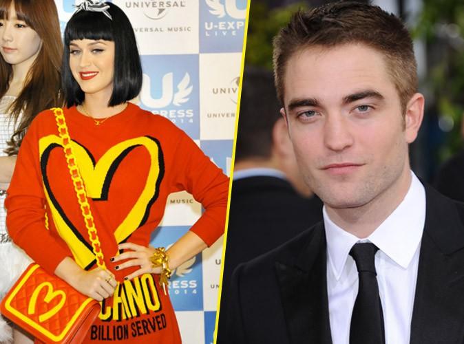 """Katy Perry et Robert Pattinson : """"Ils n'arrêtent pas de fricoter"""" !"""