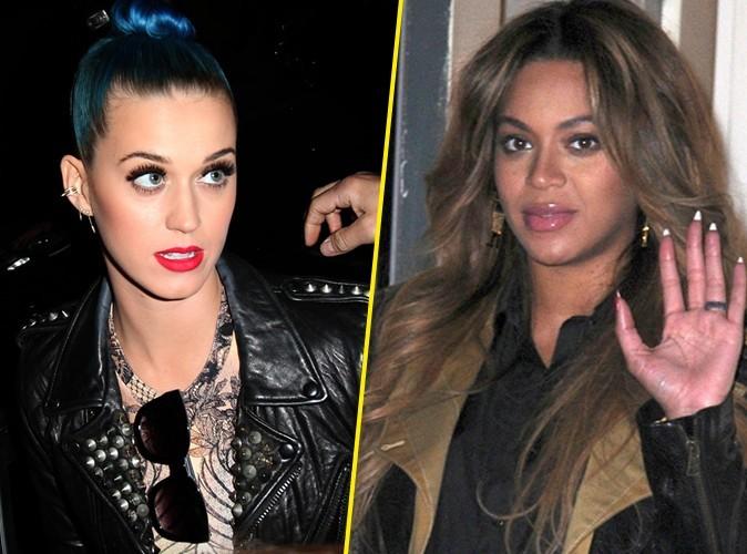 """Katy Perry : """"Je n'ai pas critiqué Beyoncé!"""""""
