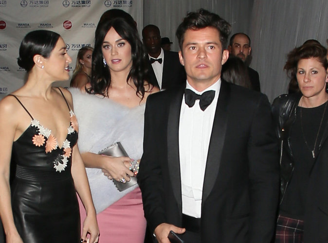 Katy Perry passe du bon temps avec Orlando Bloom !
