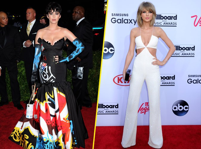 Katy Perry : plus mature que Taylor Swift !