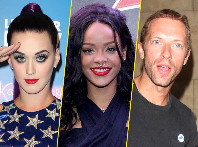 Katy Perry, Rihanna ou Coldplay : lequel sera sélectionné pour assurer le show lors du Super Bowl XLIX ?
