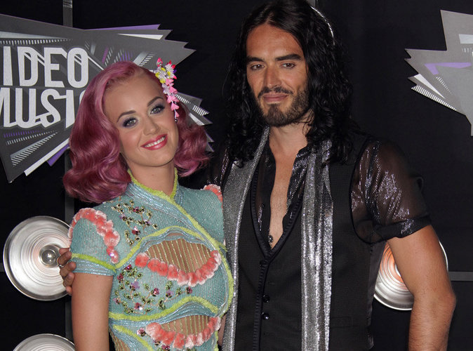 Katy Perry : Russell Brand balance !