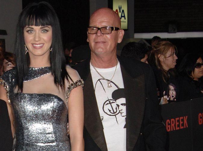Katy Perry : son père est en très bons termes avec Russell Brand !