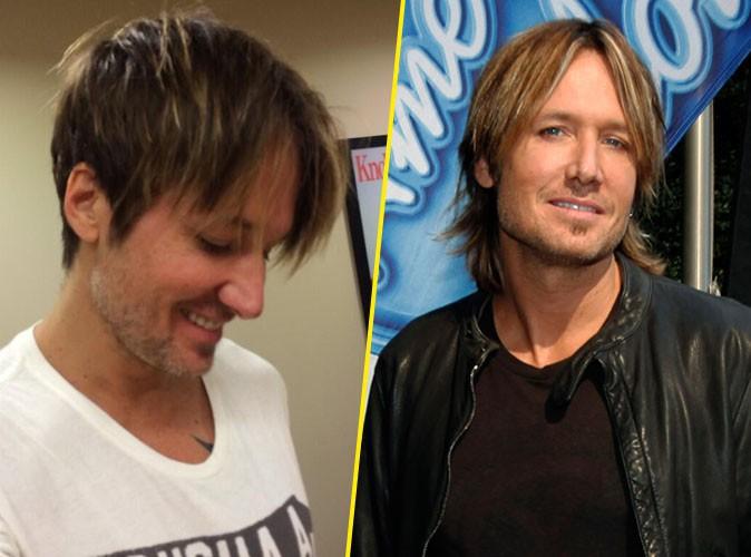 Keith Urban : nouvelle coupe pour le juré d'American Idol !