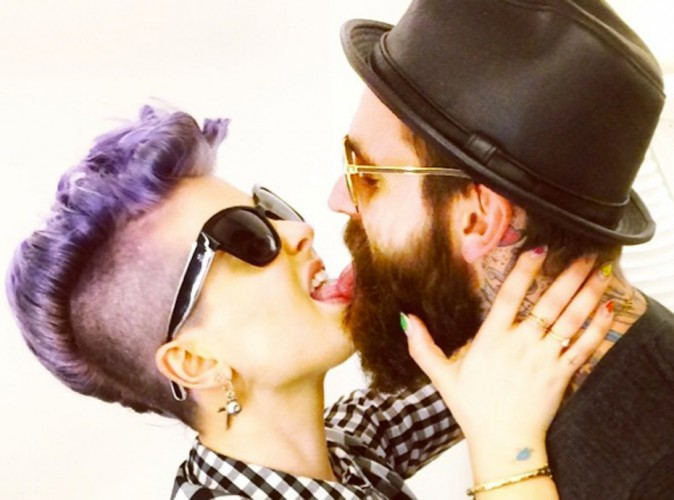 Kelly Osbourne : elle officialise son couple avec le mannequin Ricki Hall !