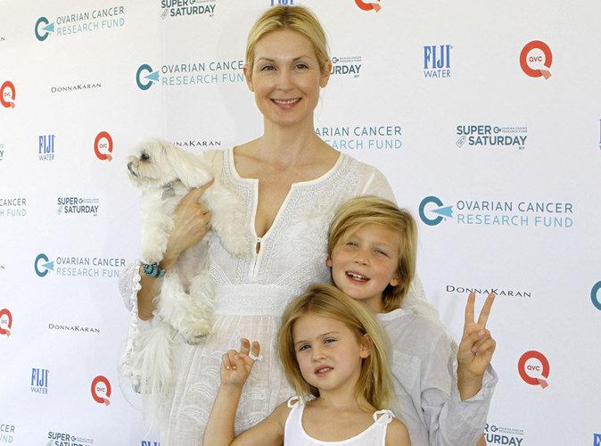 Kelly Rutherford : privée de ses enfants, elle s'exprime pour la première fois