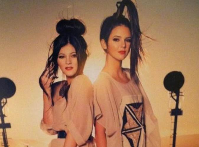 Kendall et Kylie Jenner : elles jouent encore les bêtes de mode !