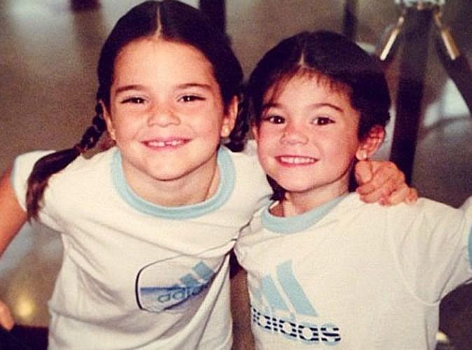 Kendall et Kylie Jenner : fillettes, elles étaient déjà trop mimi !