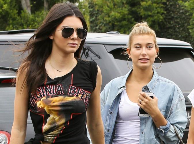 Kendall Jenner et Hailey Baldwin : Elles se sont fait tatouer la même chose !