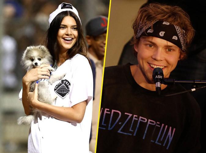 Kendall Jenner : nouveau flirt en vue avec Ashton Irwin des 5 Seconds Of Summer ?