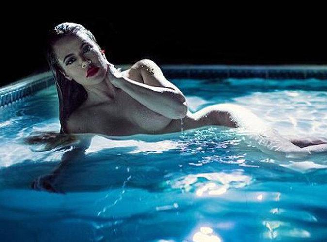 Khloe Kardashian : complètement nue, elle donne tout à Saint-Barth !