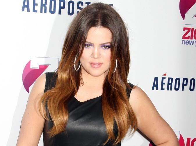 Khloe Kardashian : déjà adoptée par les texans !