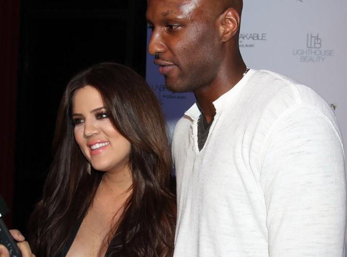 Khloé Kardashian : elle a déjà rencontré la maîtresse de Lamar !