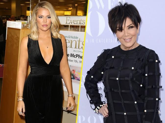 "Khloé Kardashian, furieuse contre sa mère : ""tu m'as trahie !"""