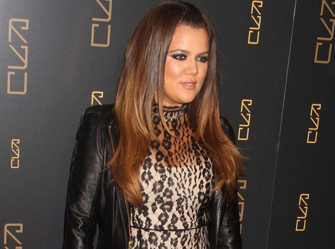 Khloe Kardashian : jalouse des seins de Kim !