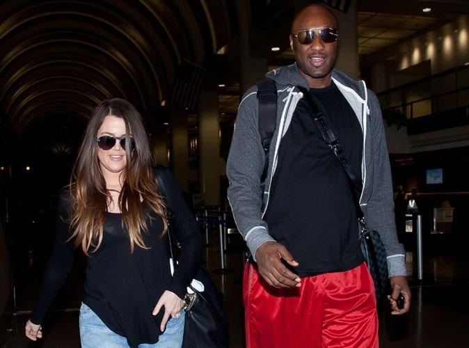 Khloe Kardashian : Lamar Odom a fui le domicile conjugual !