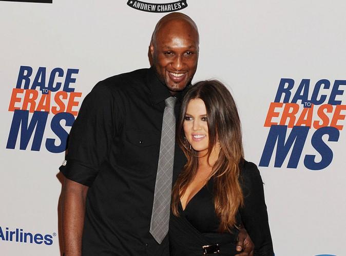 Khloe Kardashian : Lamar Odom refuse de signer les papiers du divorce !