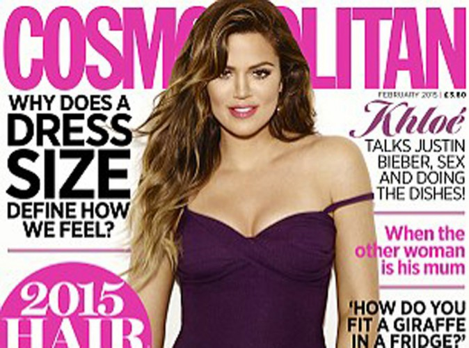 "Khloe Kardashian : ""Le sexe ne m'intéresse pas…"" !"