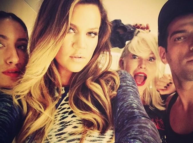 Khloe Kardashian : loin d'être perturbée par l'arrestation de son mari, elle s'amuse avec ses amis !