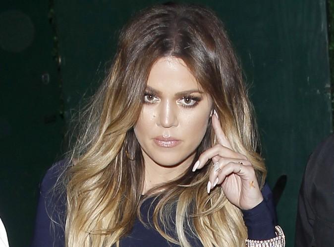 Khloe Kardashian : nouvelle photo avec son boyfriend French Montana !