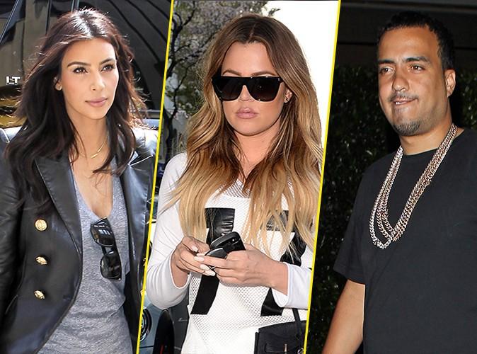 Khloé Kardashian : sa relation avec French Montana inquiète énormément Kim !