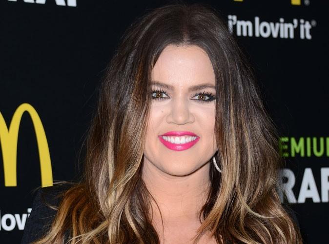 Khloe Kardashian : son homme se prend pour un rappeur et écrit des textes pour Kanye West…