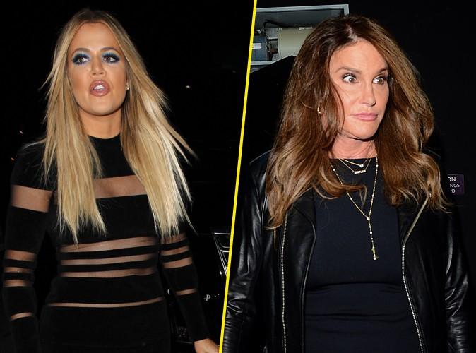 Khloe Kardashian : très remontée, elle menace Caitlyn Jenner !
