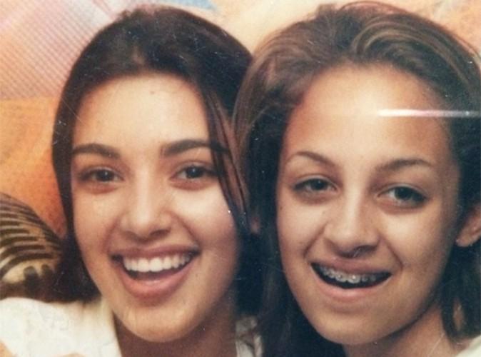 Kim Kardashian : adolescente, elle ressemblait à ça !
