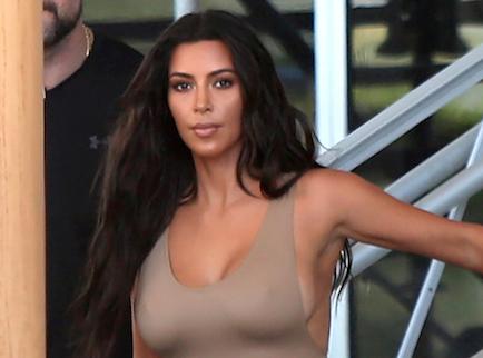 Kim Kardashian agress�e � Paris : Kourtney confirme, elle ne s'en remet pas...