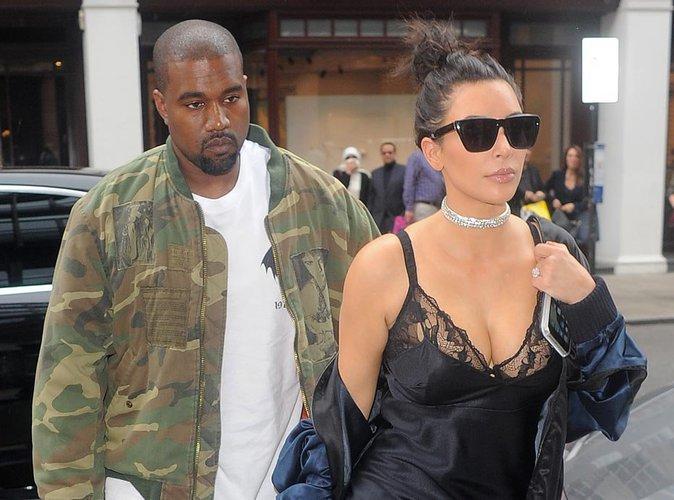Kim Kardashian : Au bord du divorce, elle force Kanye West à se faire soigner !