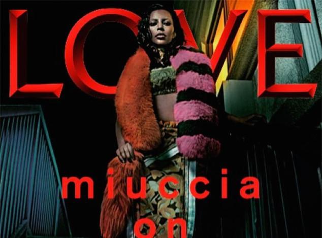 Kim Kardashian : carrément méconnaissable pour la couverture de LOVE magazine !