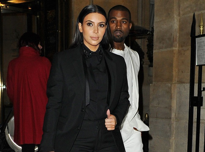 Kim Kardashian : dévastée parce que Kanye West ne veut pas assister à son accouchement !