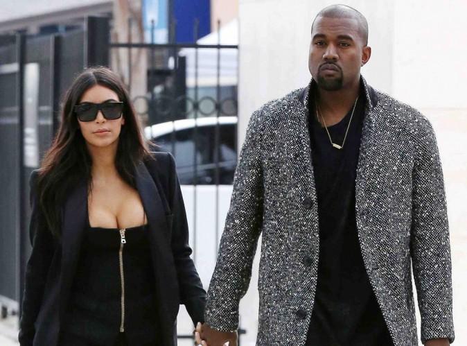 Kim Kardashian : elle a passé la nuit dans son dressing avec Kanye West !