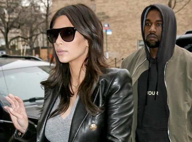 Kim Kardashian : elle attend impatiemment que Kanye West lui livre la liste de ses conquêtes !