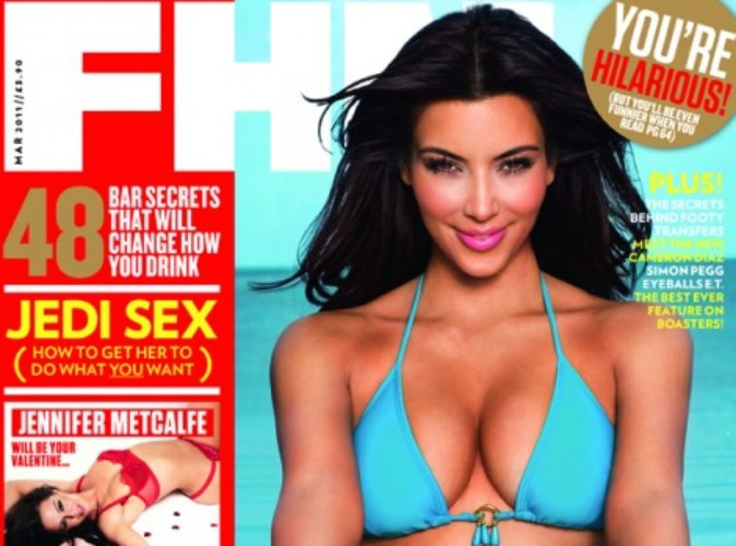 Kim Kardashian : elle montre encore ses seins !