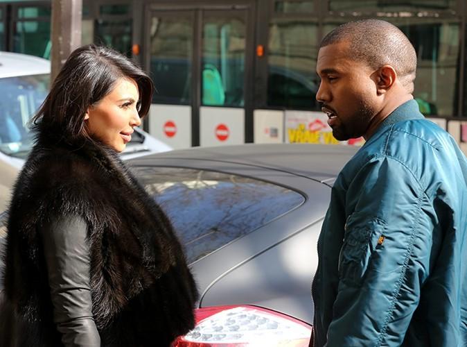 Kim Kardashian : elle n'est pas prête à rejoindre Kanye West à Paris !