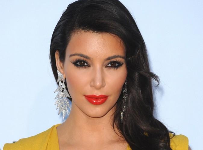 Kim Kardashian : elle n'est pas raciste... Et elle veut que tout le monde le sache !!