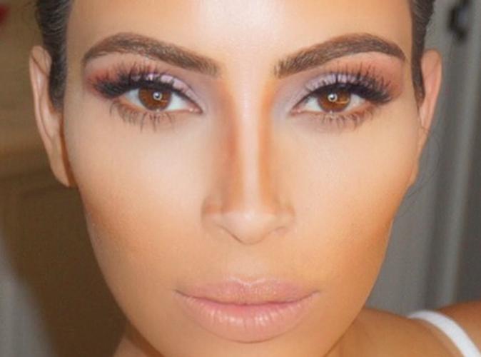 Kim Kardashian : elle nous donne un cours de