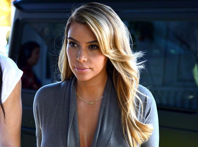 Kim Kardashian : elle révèle son régime post-grossesse !